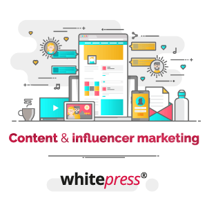WhitePress - Content i Influencer Marketing